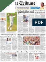 The Tribue Delhi NCR 15 Oct 2018