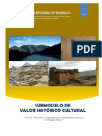 SM Valor Historico Cultural Huanuco