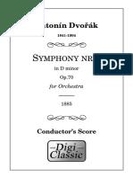 Dvorak Symphony 7