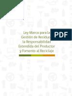 Ley de Reciclaje (Version Libro)