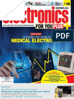 Electronics for You - November 2016