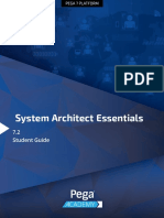 System Architect Essentials 72 Student Guide 032117