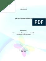 Plan de Tecnología e Informática 2016 (3)