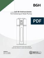 Manual Termotanque Hp Vnov17 B0g