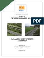 Informe Interferencia de Redes