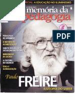 Revista Paulo Freire Pedagogia