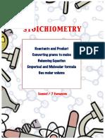 Stoichiometry-2
