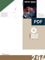 Korean Cinema 2014 yearbook