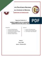 Laboratorio de farmacología, escuela superior de medicina del ipn