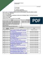 AÇÃO DE INVESTIGAÇÃO JUDICIAL ELEITORAL - ROLLEMBERG CONTRA IBANEIS