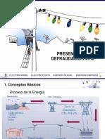 diapositivas defraudación de energía eléctrica