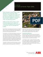 Success Stories Nordic Paper