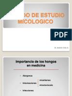 Método de Estudio Micológico