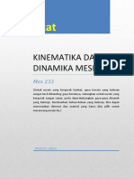 Diktat+Kinematika+dan+Dinamika+Mesin