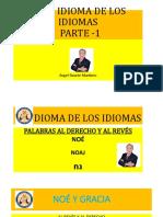El Idioma de Los Idiomas-1