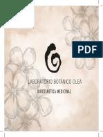 Catálogo Olea