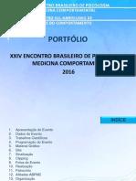 Relatorio Encontro 2016