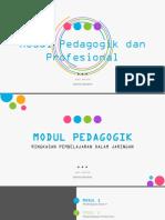 Presentasi Materi PPG 2018