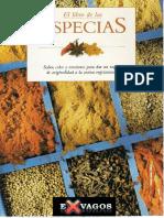 Cocina El Libro de Las Especias PDF