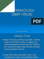 F.Obat Tiroid.ppt