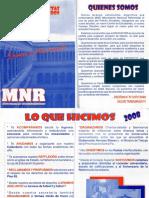 MNR (2009) - Volante humanidades elección.pdf