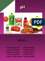 pH klp 1