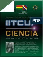 Iitcup Ciencia 1 2013