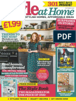 Style at Home UK - October 2018