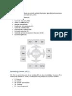 Módulos SAP ERP