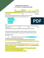 Akreditasi Rumah Sakit Bdrs
