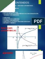 Clase Funciones Logarítmicas