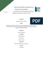 Proyecto Helado de Guanabana