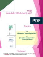 MTBS materi 16