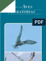 guia de aves migratorias
