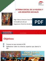 Doctrina Social de La Iglesia y Los Desafíos Sociales