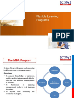 MBA - ICFAI University.ppt