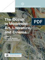 The Occult in Modernist