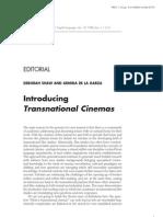 Transnational Cinemas Intro