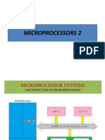 8. Microprocessors 2