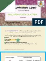 Miocadiomiopatias Dilatadas