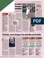 La Gazzetta Dello Sport 21-10-2018 - Serie B - Pag.1