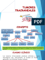 TUMORES INTRACRANEALES