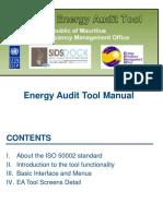 Manual Audit Tool