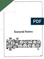 Economic Factor