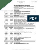 183-Academic Calendar_Fall 2018