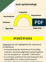 BAGIAN - 2 POSITIVISME