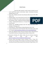 Daftar Pustaka TA