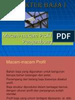 S6Macam Profil Dan Alat Penyambung