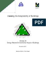 Building Adaptability