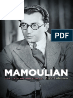 Mamoulian - Life on Stage and Screen